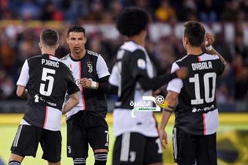 روما يخطف فوزًا ثمينا من يوفنتوس 35