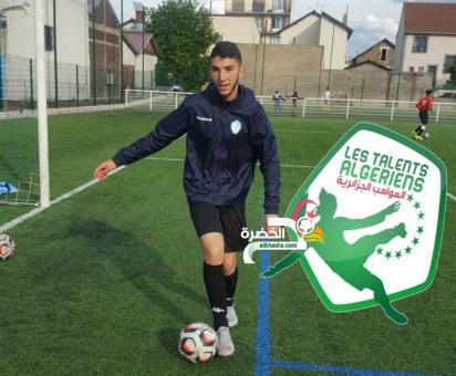 مدافع جزائري تحت أنظار الأندية الفرنسية المحترفة ! 24