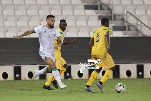 ماذ قال جمال بلماضي عن ديلور بعد مباراة مالي 24