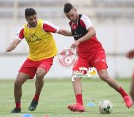 بالصور .. المنتخب التونسي يواصل تحضيراته لبطولة أمم إفريقيا 28