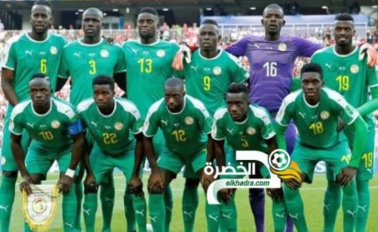 مجموعة الجزائر .. قائمة المنتخب السنغالي في كأس أمم إفريقيا 24