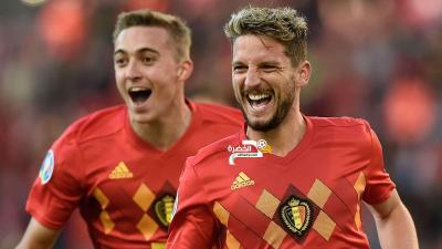 بلجيكا تحافظ على صدارة أحدث تصنيف لفيفا 31