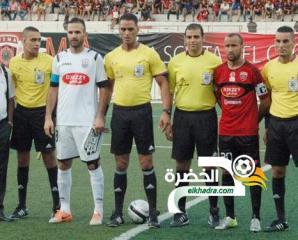 الحكم سعيدي محمد لإدارة نهائي الكأس 26