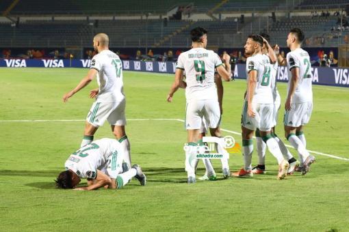 كأس افريقيا 2019 : المنتخب الوطني الجزائري يستعيد شخصيته أمام كينيا 24