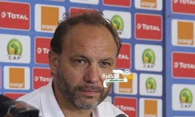 """مينيه : """" منتخب كينيا سيسعى للفوز أمام الجزائر"""" 35"""