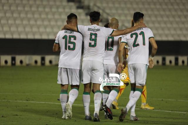 صور مبارة الجزائر مالي 3-2 30