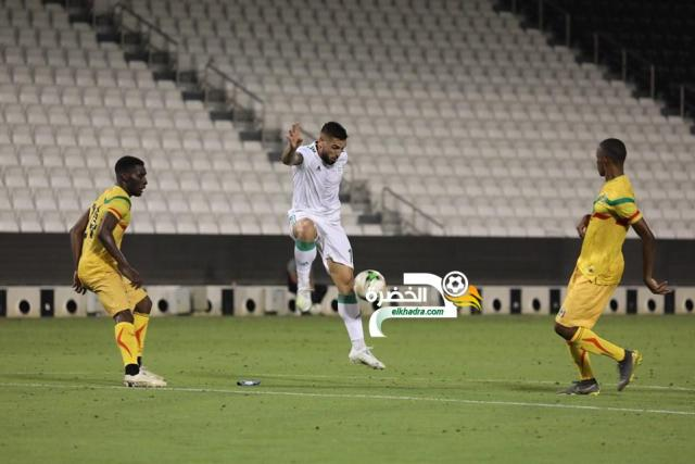 صور مبارة الجزائر مالي 3-2 25