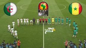 المنتخب الوطني من أجل التأكيد في مواجهة السنغال 32