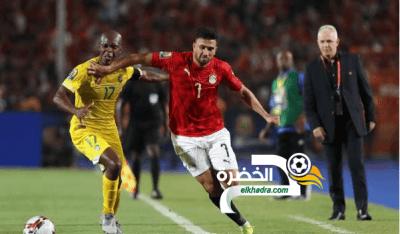 مصر تفتتح بطولة أفريقيا بالفوز أمام زيمبابوي 25