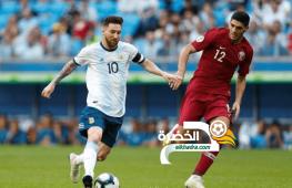 الأرجنتين تفوز على وتتاهل إلى الدور ربع النهائي 30