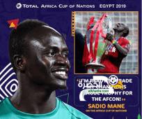 """ساديو ماني: """"نسعى لحسم التأهل أمام الجزائر"""""""" 27"""