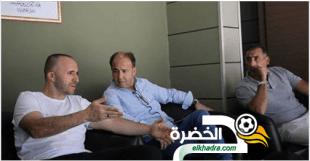 حقيقة قضية مغادرة حكيم مدان تربص المنتخب الوطني 25