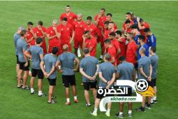 كأس إفريقيا للأمم 2019: الحصة ما قبل الأخيرة للمغرب قبل ملاقاة كوت ديفوار 25