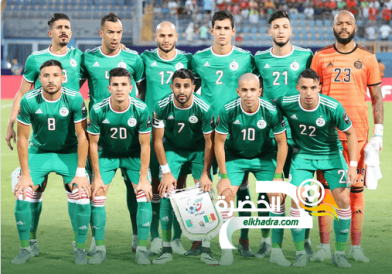 التشكيلة الأساسية للمنتخب الجزائري أمام كوت ديفوار 24