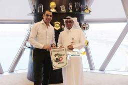 الفاف تمضي عقد شراكة وتعاون مع الاتحادية القطرية 28