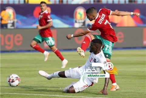 كان 2019 : المغرب يحقق فوزاً صعباً على حساب ناميبيا 24