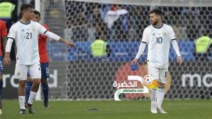 الأرجنتين تفوز على تشيلي وتحرز المركز الثالث في بطولة كوبا أمريكا 2019 27