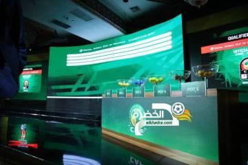 نتائج قرعة تصفيات كأس أمم إفريقيا - الكاميرون 2021! 38