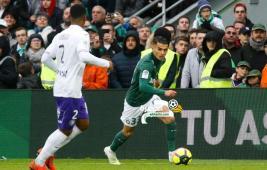 الجزائري لمين غزالي يقرر الرحيل عن سانت إيتيان الفرنسي 26