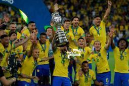 منتخب البرازيل يتوج بلقب كوبا أمريكا 2019 26