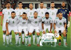 4.5 ملايين دولار للمنتخب الجزائري مقابل التتويج ببطولة كأس الامم الافريقية 39