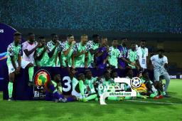 نيجيريا تفوز على تونس وتخطف برونزية الكان 26