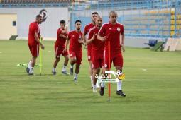 كأس إفريقيا-2019:الخضر يجرون حصة تدريبية وسط اجراءات امنية مصرية مشددة 28