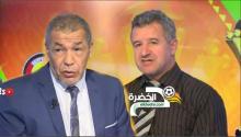 موسى صايب يختلف مع علي بن شيخ بخصوص إختيار رياض محرز رجل لقاء 65