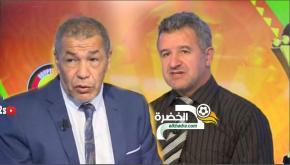 موسى صايب يختلف مع علي بن شيخ بخصوص إختيار رياض محرز رجل لقاء 36