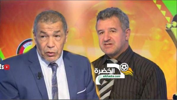موسى صايب يختلف مع علي بن شيخ بخصوص إختيار رياض محرز رجل لقاء 24