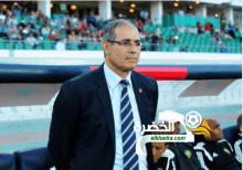 """بادو الزاكي:"""" مباراة غينيا لن تكون سهلة وأرشح الخضر للفوز بها"""" 61"""