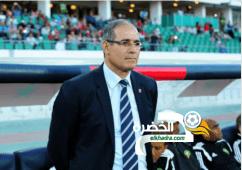 """بادو الزاكي:"""" مباراة غينيا لن تكون سهلة وأرشح الخضر للفوز بها"""" 28"""