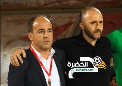 رسميا .. حكيم مدان يستقيل من منصب مناجير عام المنتخب الوطني 26
