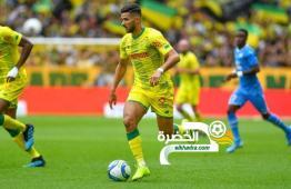 مهدي عبيد ممرر حاسم ويقود نادي نانت للفوز خارج الديار على أميان 27