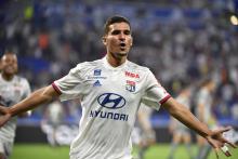 حسام عوار يسجل هدفاً رائعاً ضد انجيه في الدوري الفرنسي 67