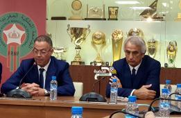 رسميا.. الاتحاد المغربي يعلن التعاقد مع المدرب البوسني وحيد خليلوزيتش 25