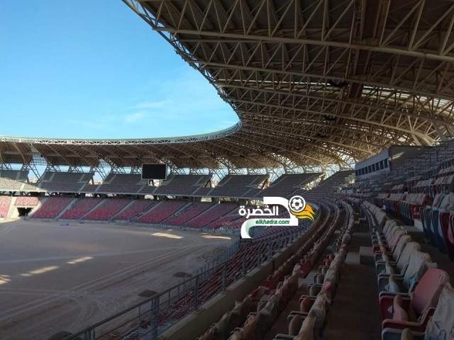 اخر صور ملعب وهران الجديد 26
