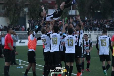 بالصور .. .الوفاق يحسم قمة داربي الهضاب أمام اهلي البرج 9