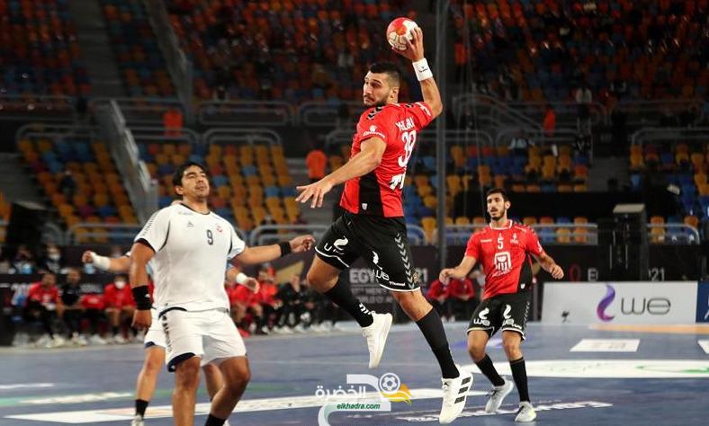 مصر تواجه روسيا في الدور الثاني ببطولة كأس العالم لكرة اليد