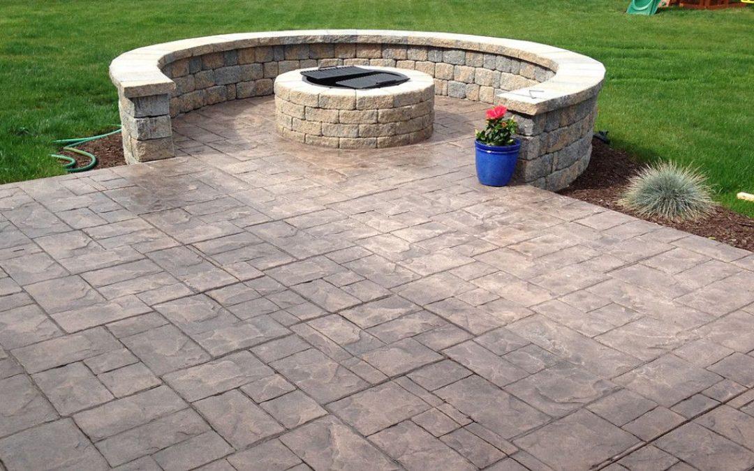 concrete patio elkhart concrete