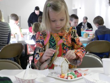 Gingerbread House #4