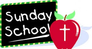 sunday school 5