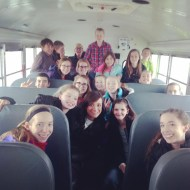 Bus to Heartland Hope