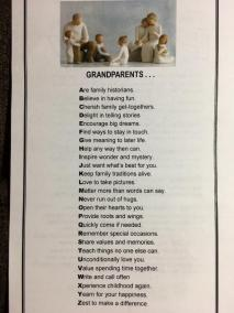 Grandparents A to Z