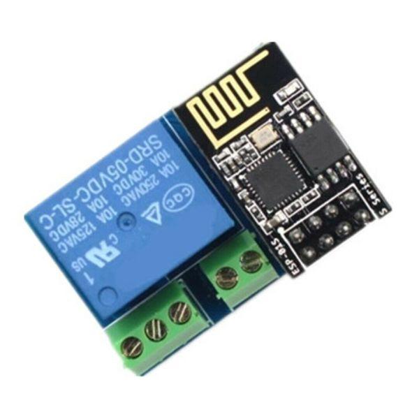 1x WiFi rele / relay module / relemodul - Smart Home Remote Control RelayESP01