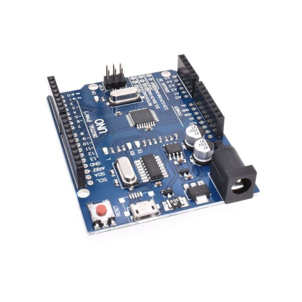 UNO R3 ATmega328P CH340 Mikro USB Board for Arduino IDE Arduino Micro USB02