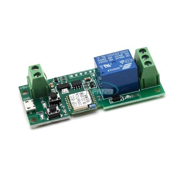 5V Sonoff WiFi relemodul Wireless Smart APP Switch Relay Module FO Home Apple Android img 6310