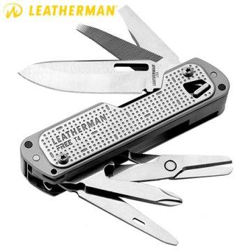 Leatherman T4 Free Multi-purpose Tool.