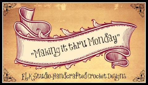 Making it thru Monday by ELK Studio