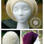 Incredibly Simple Slouchy Hat – Free Pattern!